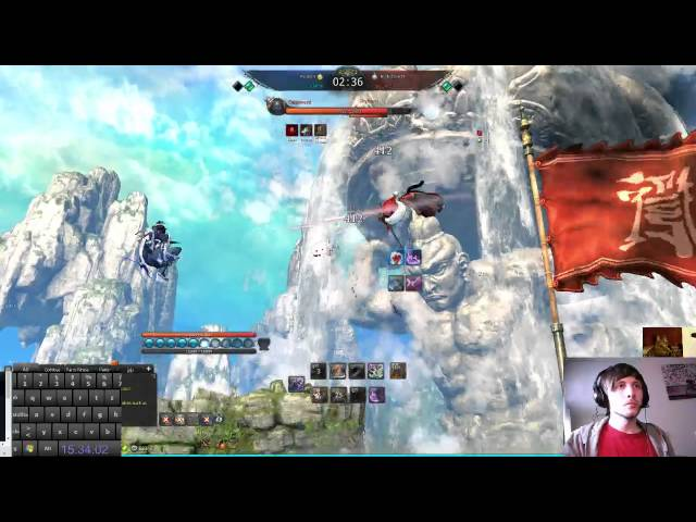 BladeampSoul Assassin Infinity Tower Build