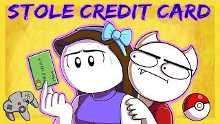 Stole Mom's Credit Card to Buy N64 (ft. SomethingElseYT)