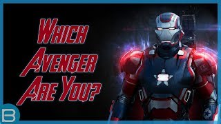 Which Avenger Are You?