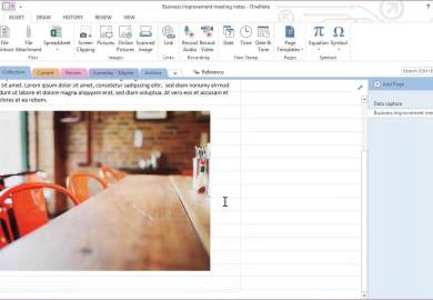 How To Use Onenote