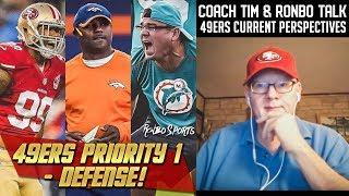 49ers Add DL Coach Kris Kocurek, DB Coach Joe Woods & DeForest Buckner To The Pro Bowl