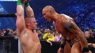 John Cena vs. Randy Orton - ″I Quit″ WWE Title Match: WWE Breaking Point 2009 on WWE Network