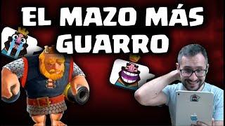 EL MAZO MÁS GUARRO, ¡LLEGÓ AL TOP1 DEL MUNDO!   Malcaide Clash Royale