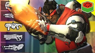 *OFFICIAL* GUN GAME Mode! | Overwatch (Workshop)