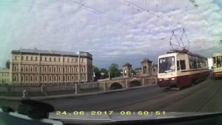И трамваи путают педали[ДТП]