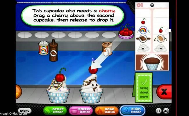 Cupcakeria Cool Math Games Youtube