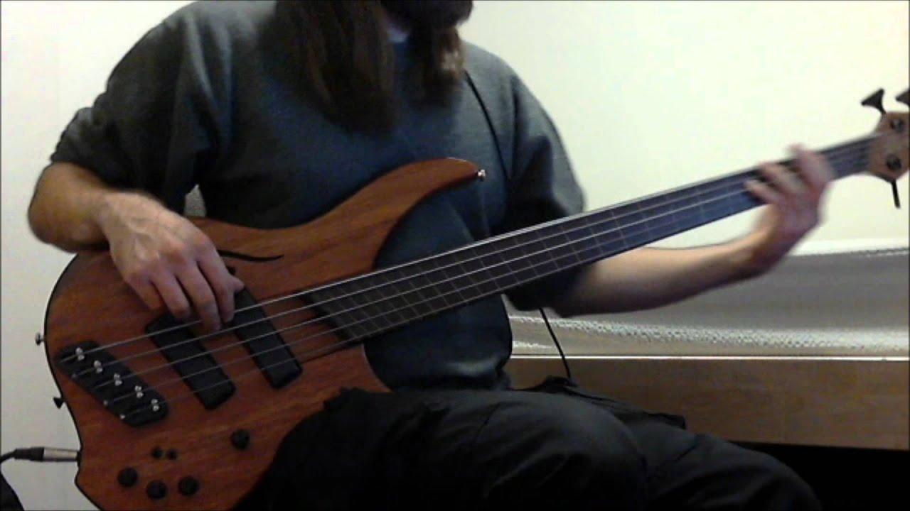 Darren Korb  Setting Sail Coming Home Bastion Soundtrack Bass Play Along  YouTube