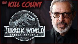 Jurassic World: Fallen Kingdom (2018) KILL COUNT