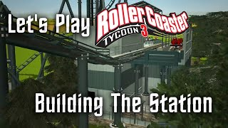 Download Let's Play Roller Coaster Tycoon 3 - Episode 1 - Building A