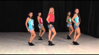 Coreografía de Feel This Moment de Pitbull Ft. Christina Aguilera (Paso a Paso) / TKM