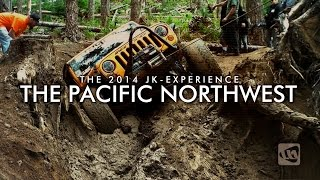 PACIFIC NORTHWEST : The 2014 JK-Experience - Elbe Hills [Part 3 of 4] a WAYALIFE Film