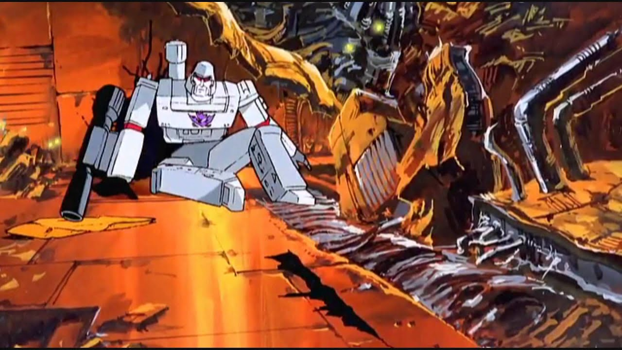 Fall Of Cybertron Wallpaper Hd Transformers The Movie 1986 Top Ten Moments Youtube