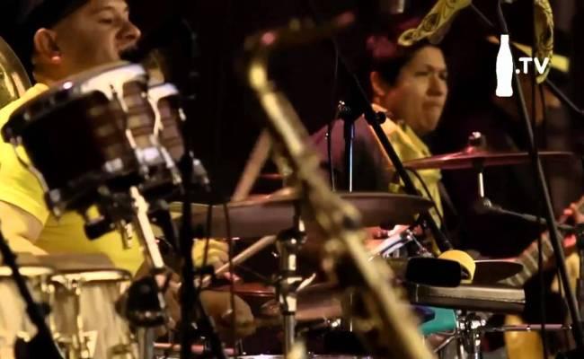 Panteón Rococó La Dosis Perfecta Vive Latino 2013