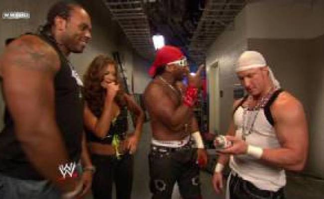 Extreme Rules Strap Match Jtg Vs Shad Gaspard
