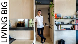 Architect's Micro Studio Apartment