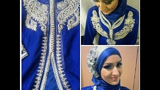 Get ready with me for Wedding I Verlobung - Hijab & Outfit