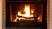 Crackling Fireplace Screensaver. Crackling Fire On Vimeo ...