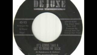 The Manhattans - It's Gonna Take A Lot To Bring Me Back