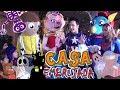La Casa Embrujada - HALLOWEEN para niños - Dulce o Truco / Kids Play