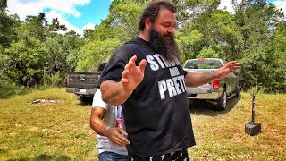 Trying To Lift A Professional Strongman, Robert Oberst