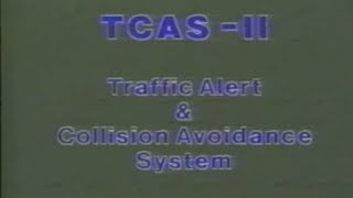 Traffic Collision And Avoidance System (TCAS)