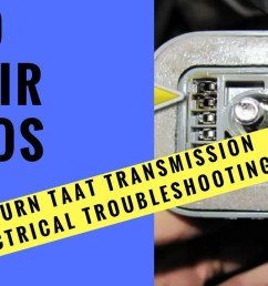 saturn taat transmission electrical troubleshooting youtube http solar panel wiring diagram saturn vue repair  [ 1280 x 720 Pixel ]