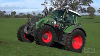 Fendt 716 S4 Vario tractor drive and review | Farms & Farm Machinery