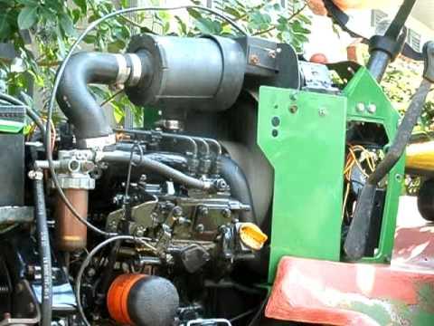 John Deere 5400 Wiring Diagram John Deere Garden Tractor Yanmar 3tn66 Diesel Engine Gator