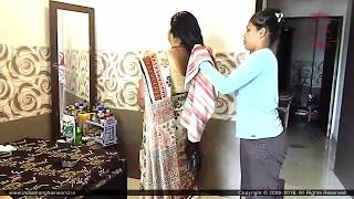 Hair Routine for Very Long Hair How Wash, Dry   Hair Wash   Blow Dry   Shampoo