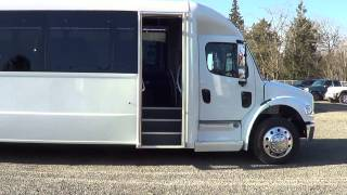 NW Bus Sales - 2013 Freightliner Federal Premier 36 Pax w/Rear Luggage SF0753