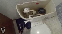 Water Supply: Replace Toilet Water Supply Valve