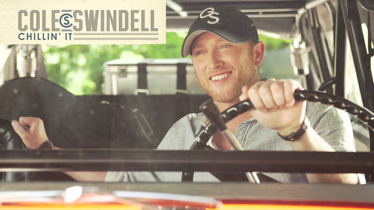 Wallpaper Country Girl Cole Swindell Quot Chillin It Quot Official Audio Youtube