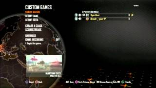 Invisible Name Glitch - Black Ops 2