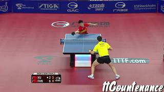 Swedish Open: Fan Zhendong-Xu Xin