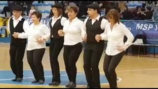 A.S.D.The Best Dance Esibizione Tre Passi Ballo Sardo