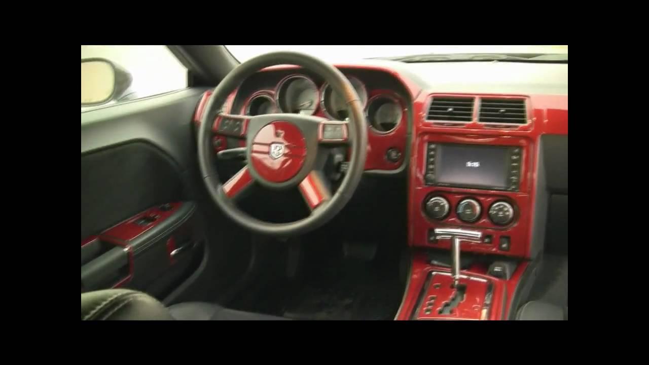 Red Challenger Dash Kits