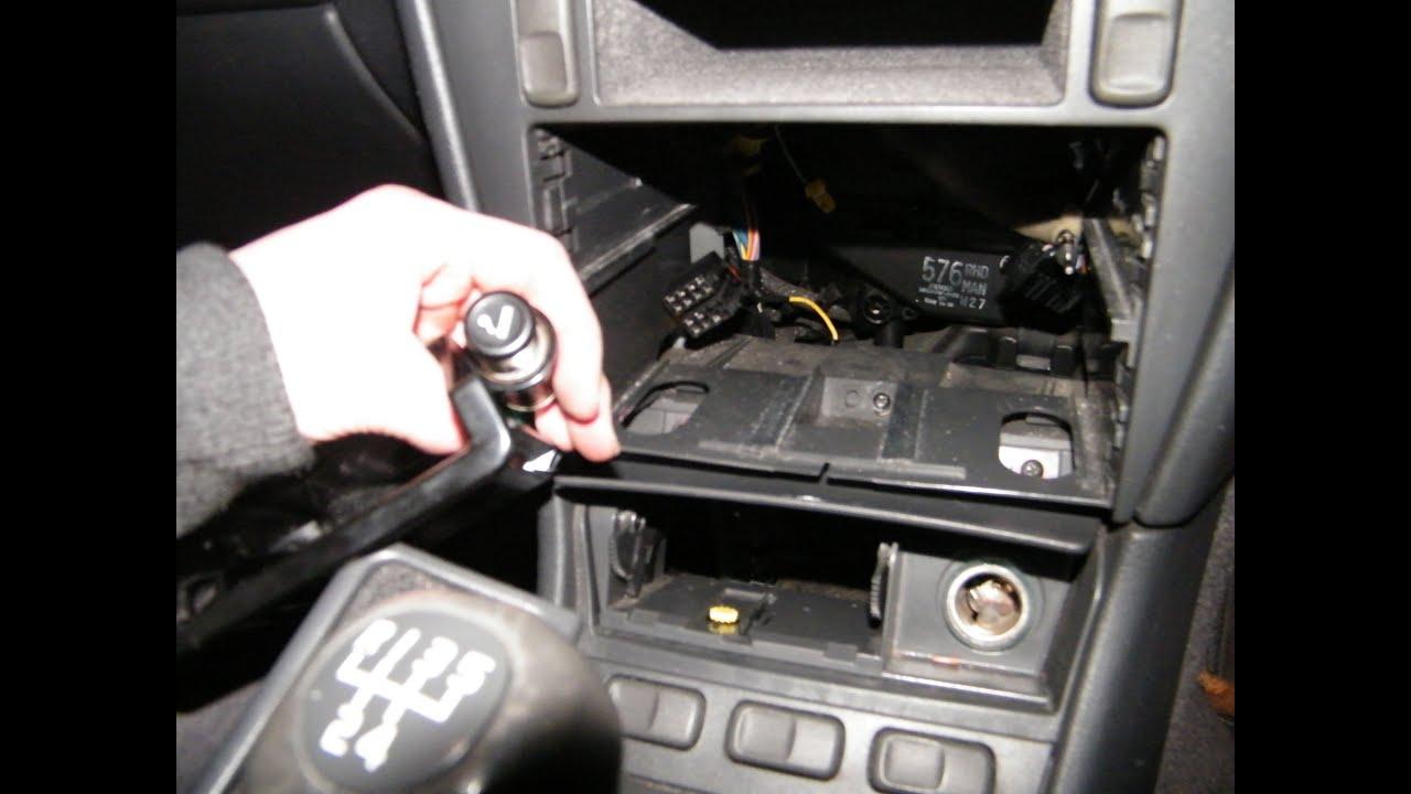 1996 Ford Ranger Stereo Wiring Diagram Cigarette Lighter Socket Plug Replacement Shown On Volvo