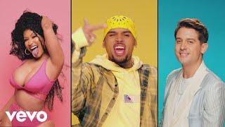 Chris Brown - Wobble Up ft. Nicki Minaj, G-Eazy