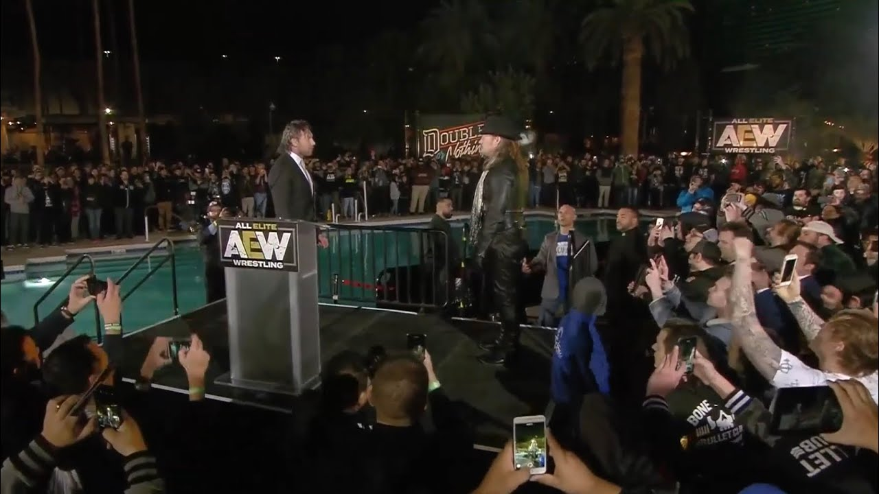 Aew Double Or Nothing Is Sold Out Young Bucks Comment