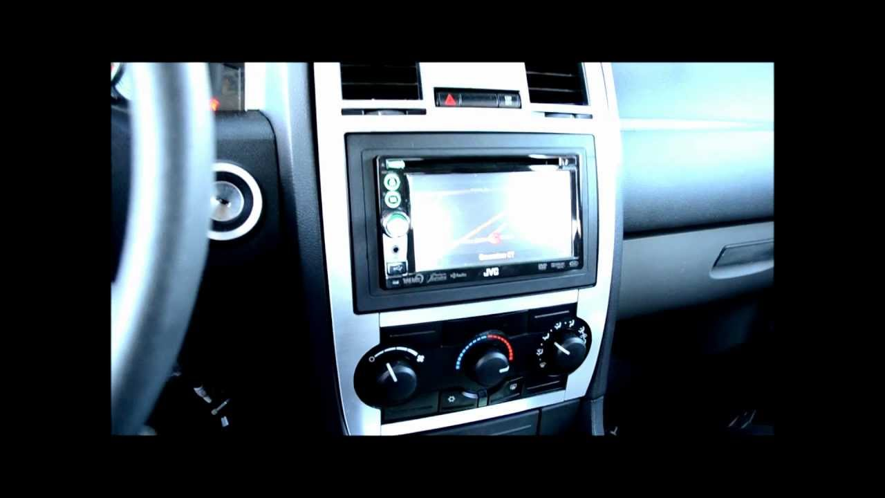 2008 Dodge Ram Stereo Wire Harness Radio Removal And 2 Din Upgrade On An 05 08 Chrysler 300
