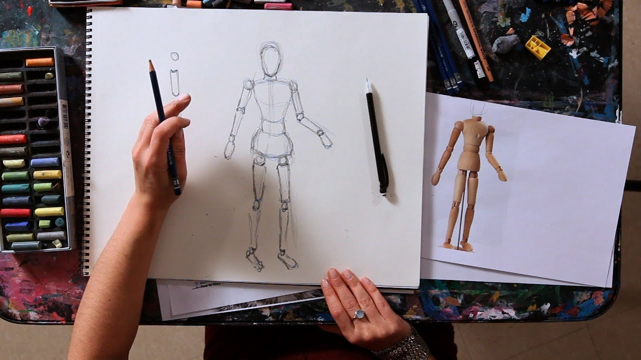 Moving Drawing Figures