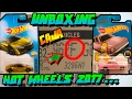UNBOXING - CAJA/CASE F HOT WHEELS BASICOS