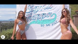 ☀️👙 Arizona Sigma Kappa's Fun in the Sun Bid Day 👙☀️