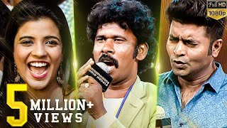 Ramar's Chinese Song Live Performance!! - Sid Sriram and Chinmayi's Reactions! A laugh riot!!