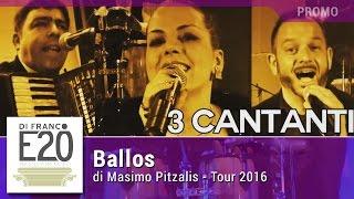 Ballos di Massimo Pitzalis - coordinatore Giacomo Crobu e Francesco Fais - Stefano Di Franco