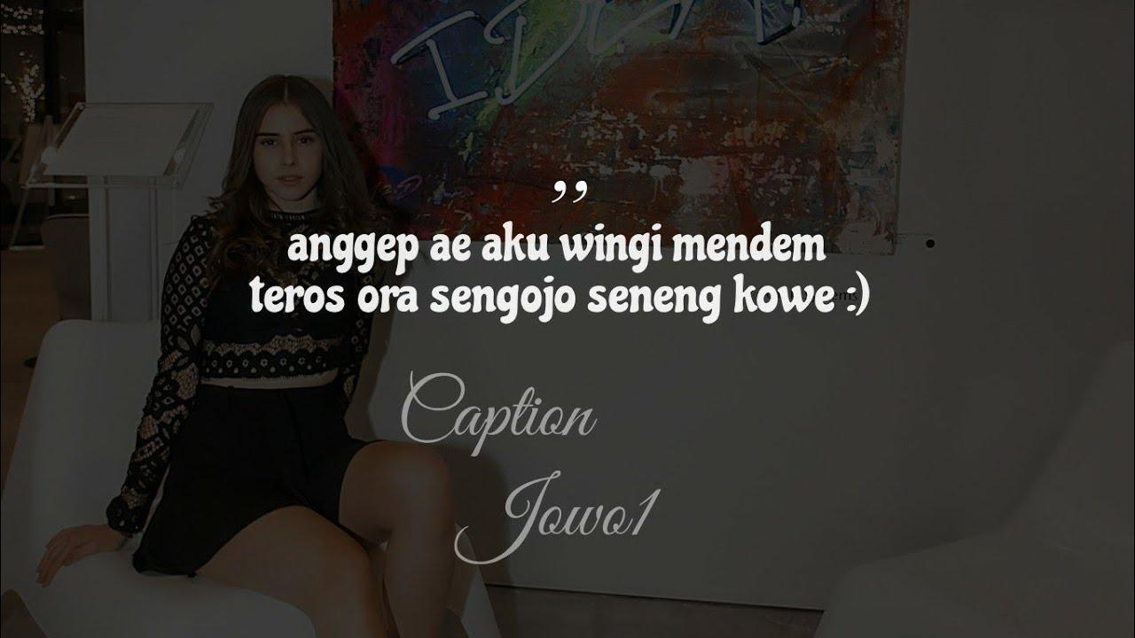 Quotes Jowo Terbaru Cidro Sobat Ambyar Video Sportnk