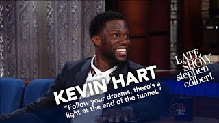 Kevin Hart Is Friends With Players On The Warriors And Cavaliers