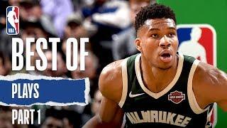 Best of Plays | Part 1 | 2019-20 NBA Season