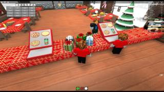 Roblox - Work At A Pizza Place