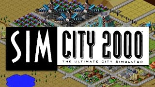 SimCity 2000 for Windows 95